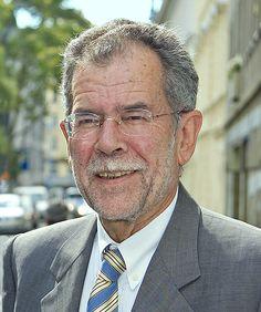 Van der Bellen prezydentem Austrii!