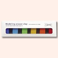 Mimoto - Moldable Coloured Erasers from Seed