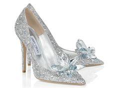 Jimmy #Choo #Cinderella #shoes #Swarovski