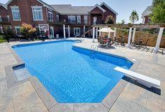 Prestige Pools and Spas vinyl pool0065