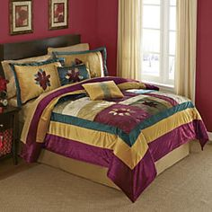 1000 Images About Bedroom Beauties On Pinterest Quilt Velvet And Comforter Sets