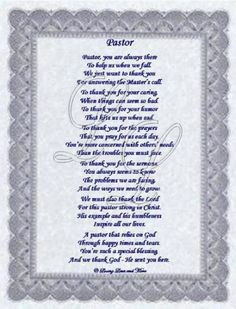 inspirational poems for pastor anniversary - Yahoo Search Results Pastor Appreciation Quotes, Pastor Quotes, Appreciation Message, Bible Quotes, Qoutes, Prayer Quotes, Bible Scriptures, Happy Birthday Pastor, Birthday Prayer