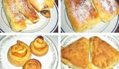 Plundrové těsto: Co uměly prababičky, dokážeme také Ciabatta, French Toast, Deserts, Bread, Dishes, Baking, Breakfast, Sweet, Recipes
