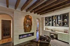 Monte Sereno Historical Mediterranean - eclectic - home office - san francisco - Noel Cross+Architects