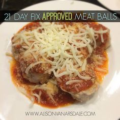 Ali Van Arsdale: Turkey Meat Balls
