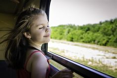 Enjoying the train ride by Tamas Fekete on 500px