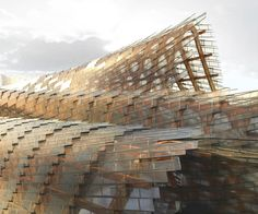 Expo Milan 2015 China Pavilion - Architecture Linked - Architect & Architectural Social Network