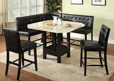 Modern High Top Bar Table Set Also Sofa Design With Barstools And Carpet