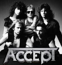 Accept Blues Rock, Hard Rock, Heavy Metal, 80s Metal Bands, Power Metal, Rock N, My Favorite Music, Greatest Hits, Rock Music