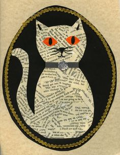 "Thought of you @Laura Jayson Johnson!  This would be perfect for patterns/textures....and your love of cats!  From ""that artist woman"""