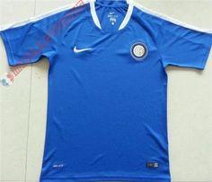 Voici les Nouveau maillot de foot Training Inter 2016 bleu est 21.99 euro