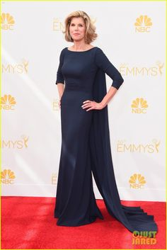 Christine Baranski at the Nokia Theatre L.A. Live on Monday (August 25) in Los Angeles.