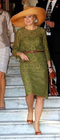 Princess Victoria, Queen Rania, Queen Maxima and the Queen: Gallery of the week's best royal style - Foto 7