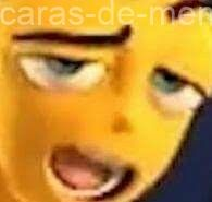 The post appeared first on Caras de Memes. Funny Profile Pictures, Reaction Pictures, Funny Photos, Cartoon Memes, Cartoon Pics, Meme Faces, Funny Faces, Bee Movie Memes, Quality Memes