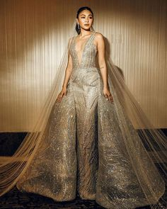 debut ideas Whos ready for a little sparkle? Gown by Nadine Lustre Fashion, Nadine Lustre Outfits, Nadine Lustre Instagram, Filipino, Lady Luster, Sparkle Gown, Debut Ideas, Filipina Beauty, Prom Looks