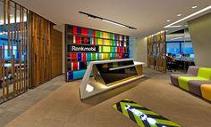 Renkmobil's Istanbul Offices - Yapi Studyo.