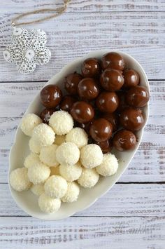 Sweets Recipes, Real Food Recipes, Cooking Recipes, Yummy Food, Christmas Dishes, Hungarian Recipes, Recipes From Heaven, Cata, Homemade Chocolate