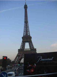 Paris! My mom's been there, I would love to go!!