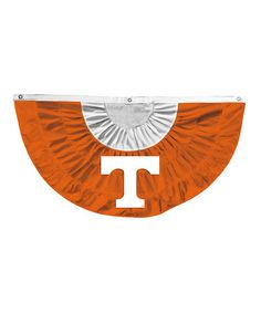 Take a look at this Tennessee Bunting by Time to Tailgate: College Colors on #zulily today!