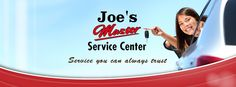 Facebook Cover for Joe's master service center http://orimega.com/facebook-cover-design/