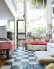living space featured in OPENHOUSE magazine / sfgirlbybay