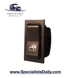 Interruttore Pulsante Alzacristallo Elettrico Iveco Daily 1989 - 1999 – Specialista Daily Personalized Items