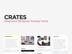 WordPress › Crates « Free WordPress Themes