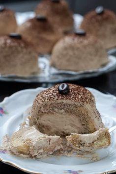 Blog di cucina e pasticceria a cura di Rimmel Italian Desserts, Mini Desserts, Just Desserts, Italian Recipes, Baked Alaska, Eton Mess, Mini Cakes, Food Porn, Food And Drink