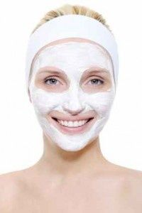 DIY Mask : Natural Facial Cleansers for Acne  Egg White Mask     Beat up an egg white unti