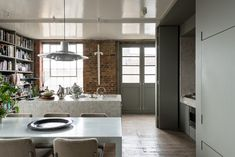 Warehouse conversions always excite me, especially when one of my favourite designers has had s...