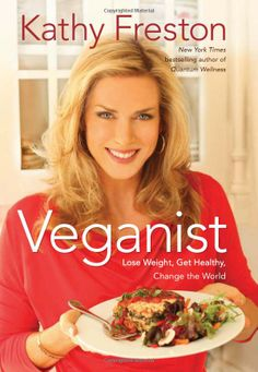 """Inspiring woman! This book """"nailed me""""!  Kathy goes into why going vegan is beneficial to ones health on so many different levels, also touches on what happens in factory farms (this section was hard to get through), but also looks at it from various spiritual perspectives. Highly recommend this book! Eye opening!"""