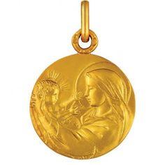 Médaille de baptême, médaille de la nativité