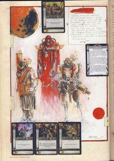 "michelboocault: ""Martian Emissary"" by Blanche"