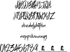 Air Heads font