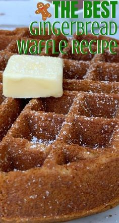 Christmas Breakfast, Christmas Brunch, Christmas Cooking, Christmas Goodies, Breakfast Waffles, Breakfast Recipes, Pancakes, Brunch Recipes, Sweets