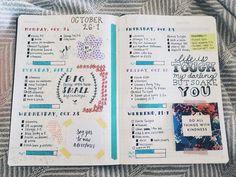 Inspiração: Como decorar seu Bullet Journal   Globo Literário
