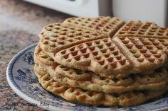 Flocos de Aveia | Waffles | *Joana Banana* Oatmeal Papas Aveia Waffles Farinha Milho Corn