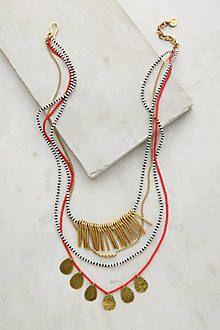 Masambu Layered Necklace