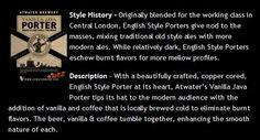 Atwater Brewery- Java Vanilla Porter