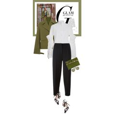 How To Wear Fridays - 11.03.16 Outfit Idea 2017 - Fashion Trends Ready To Wear For Plus Size, Curvy Women Over 20, 30, 40, 50