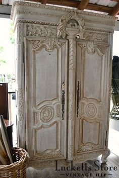 Armoire  |  Old Lucketts Store - Fresh Off the Wagon