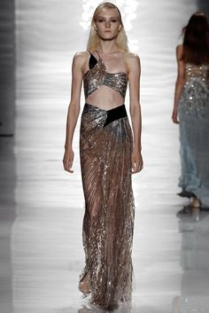 Reem Acra spring/summer 2015 collection - New York fashion week Couture Fashion, Runway Fashion, High Fashion, Fashion Show, Fashion Design, Couture 2015, Glamour, Looks Style, Beautiful Gowns