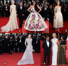 Cannes Film Festival's  Top 5 fashion looks