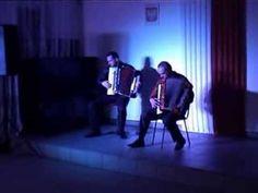 Wieczorek Akordeonowy cz. II - YouTube