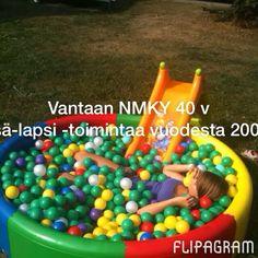 Ymca Vantaa father-child