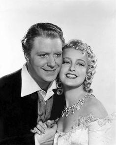 Nelson Eddy & Jeanette MacDonald New Moon (1940)