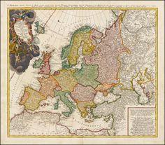 Europe, 1743