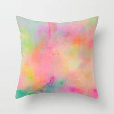 Sunshine Throw Pillow by Georgiana Paraschiv