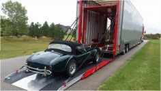 What to Know About Enclosed Carriers : An enclosed auto transport carrier is a type of carrier that is used to transport rare or expensive vehicles that cannot be exposed to inclement weather conditions or possible damage from road debris (such as errant rocks and the like)...Read More https://www.autotransportdirect.com/what-to-know-about-enclosed-carriers/