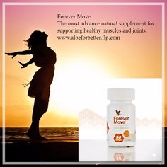 Forever Move  The most advance natural supplement for supporting healthy muscles and joints. http://wu.to/YqDQfN
